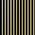 Black and Gold Stripe