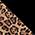Tan Leopard and Black