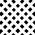 White and Black Print