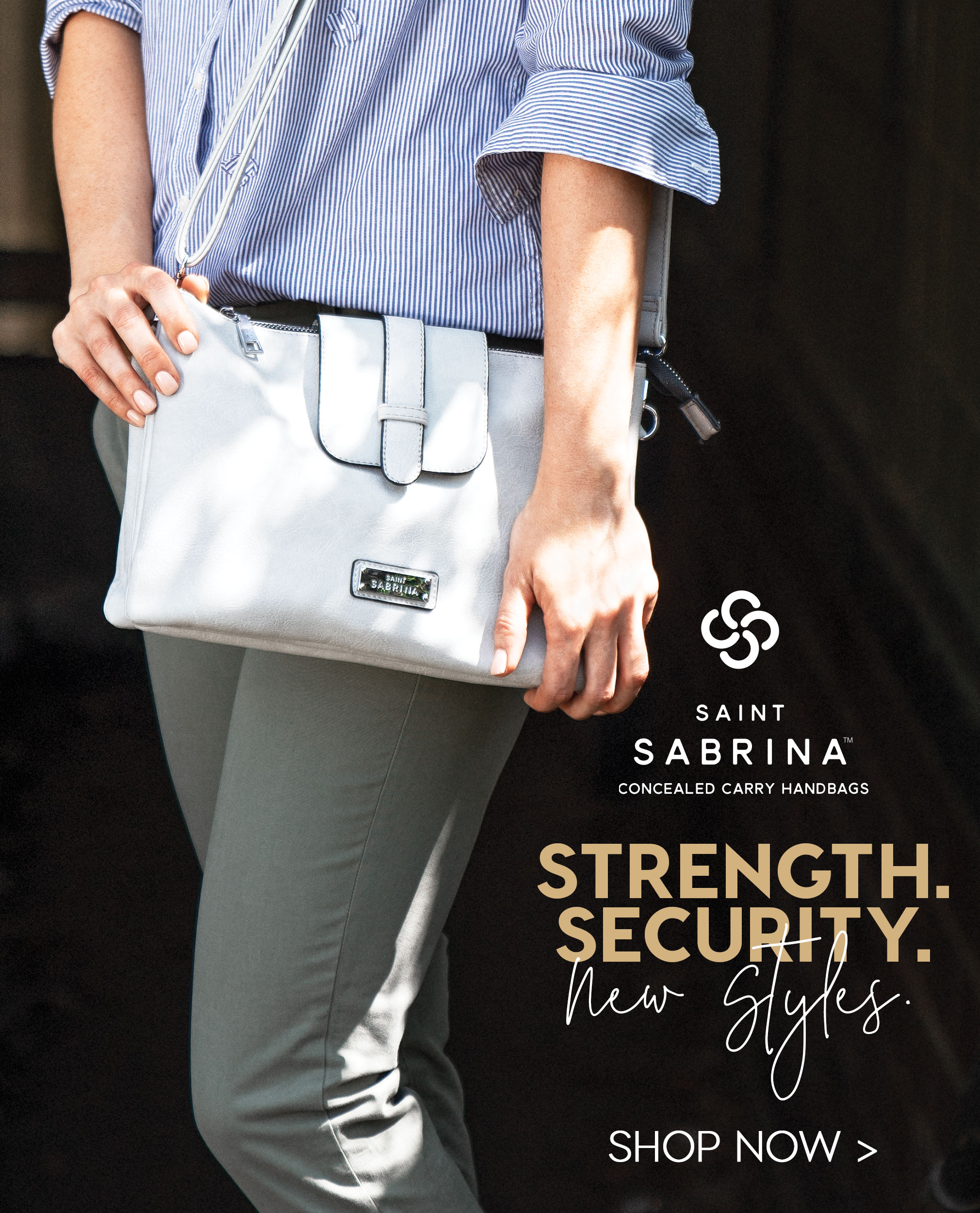 Saint Sabrina New Products