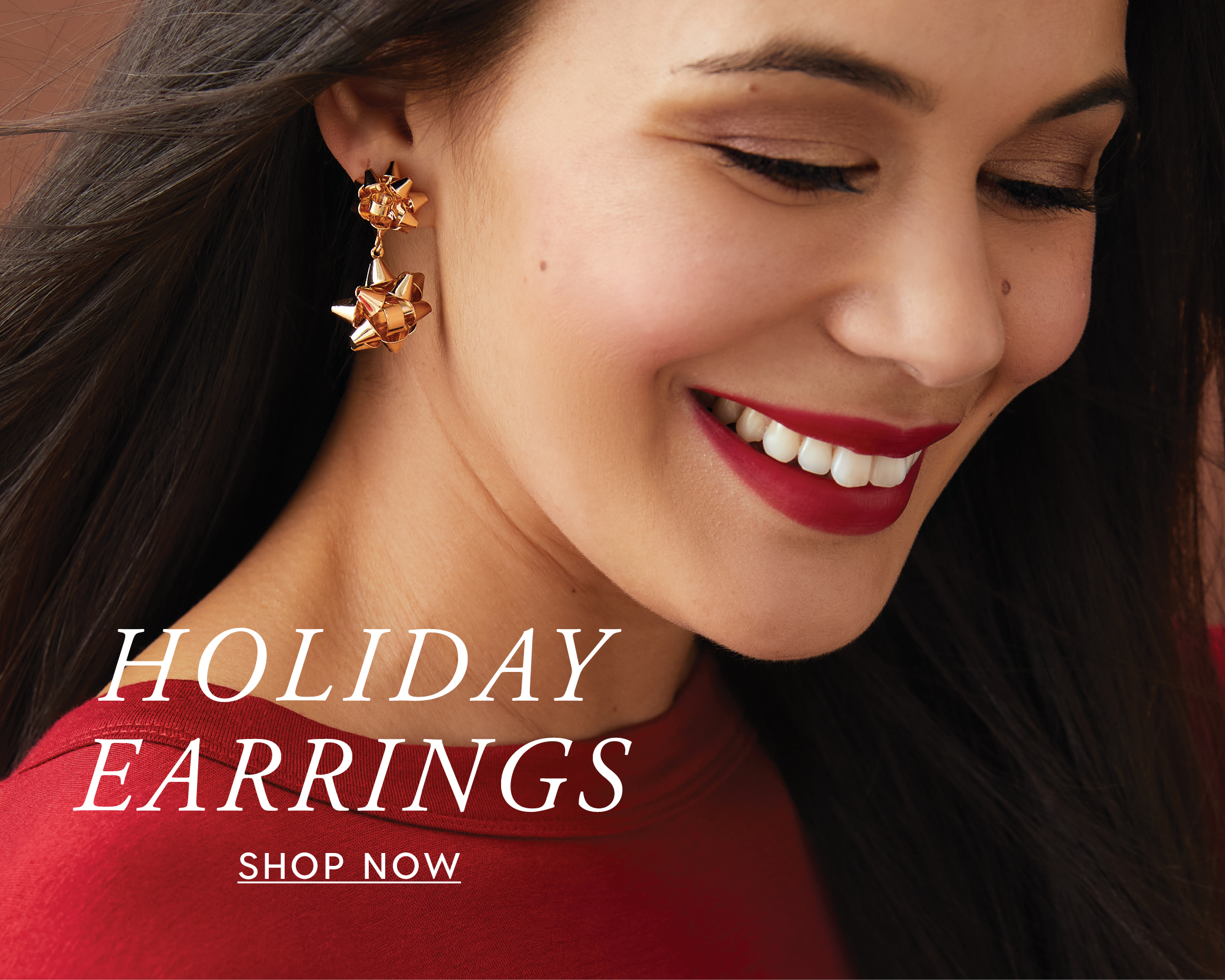 Whispers Holiday Earrings