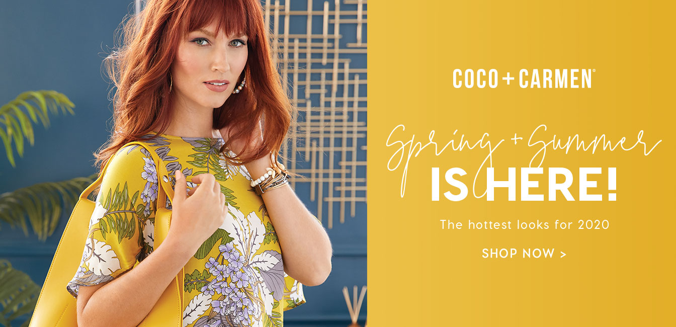 New Coco + Carmen Collection