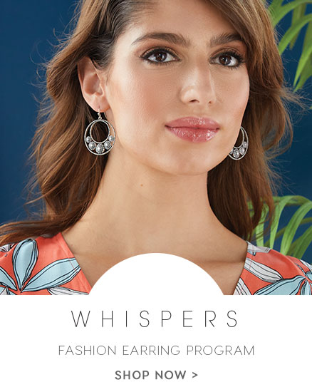 Whispers Fashion Earring Program