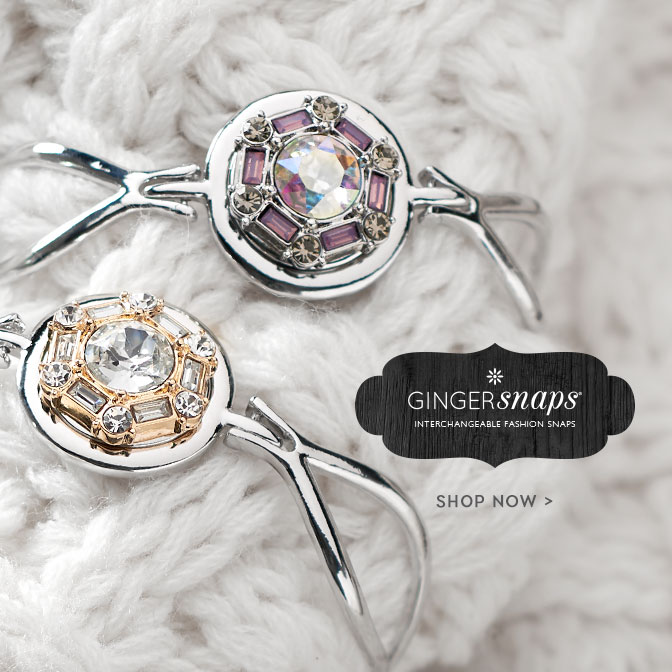 Ginger Snaps Interchangeable Jewelry